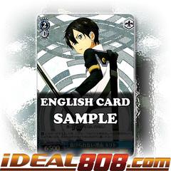 The Reason I Won't Lose, Kirito [SAO/S51-E104 PR (Regular)] English