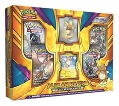 Alolan Raichu Figure Collection Box * PRE-ORDER Ships Jan.19