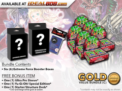 Extreme Force Bundle (C) - Get 6x Booster Boxes + Bonus Items * PRE-ORDER Ships Feb.2, 2018