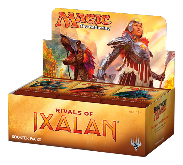 Rivals of Ixalan (RIX) Booster Box