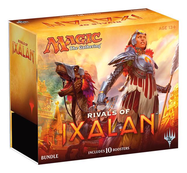 Rivals of Ixalan (RIX) Bundle (Fat Pack)