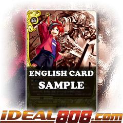 Fable of the Sword Sage [X-BT04/0014EN RR (Foil)] English