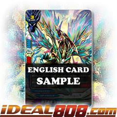 Jade Gem Crystal Dragon, Schartreuze [X-BT04/0017EN RR (Foil)] English