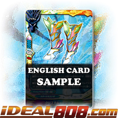 Crystal Greaves [X-BT04/0041EN R (Glossy)] English