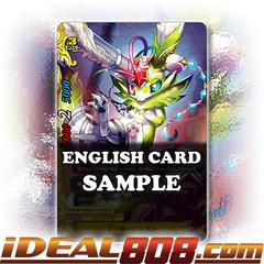 CHAOS Carbuncle [X-BT04/0098EN Secret (Parallel Glossy)] English