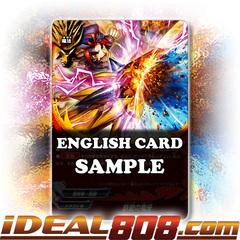 Steel Dragon Fangs [X-BT04/0023EN R (FOIL)] English