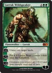 Garruk Wildspeaker - Foil