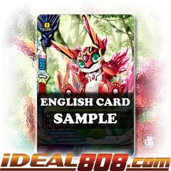 Red Crystal Dragon, Nimue [X-BT04/0068EN U (FOIL)] English