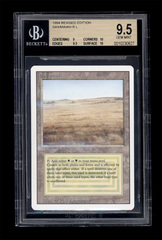 Revised Edition Savannah BGS 9.5 [ID#0010230627] Base++