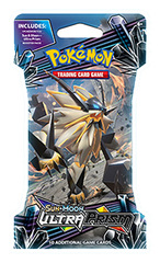 SM Sun & Moon - Ultra Prism (SM05) Pokemon Booster Pack * PRE-ORDER Ships Feb.2
