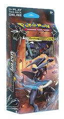 SM Sun & Moon - Ultra Prism (SM05) Pokemon Theme Deck Set - Mach Strike (Garchomp)