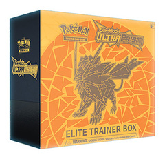 SM Sun & Moon - Ultra Prism (SM05) Pokemon Elite Trainer Box - Dusk Mane Necrozma