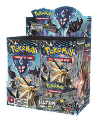 SM Sun & Moon - Ultra Prism (SM05) Pokemon Booster Box