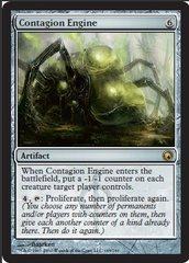 Contagion Engine - Foil