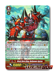 Black Horn King, Bullpower Agrias - G-BT13/021EN - RR