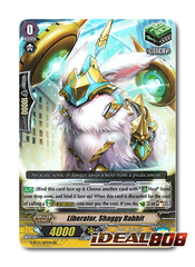 Liberator, Shaggy Rabbit - G-BT13/017EN - RR