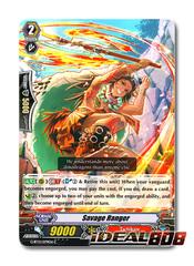 Eradicate Celestial Cardfight 1x G-BT13//015EN Raviel RR