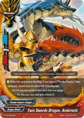 Twin Swords Dragon, Andorochi [PR/0300EN (Regular)] English