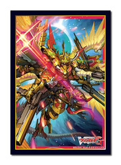 Bushiroad Cardfight!! Vanguard Sleeve Collection (70ct)Vol.309 Supreme Heavenly Emperor Dragon, Dragonic Overlord