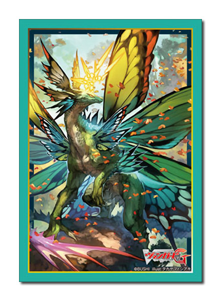 Cardfight Vanguard (70ct) Vol 312 Zeroth Dragon of Death Garden, Zoa Mini Sleeve Collection