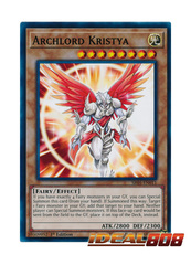 Archlord Kristya - SR05-EN011 - Common - 1st Edition