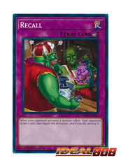 Recall - SR05-EN040 - Common - 1st Edition