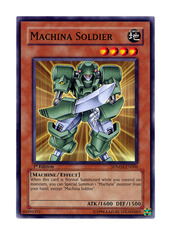 Machina Soldier - SDMM-EN006 - Common - Unlimited Edition