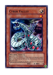 Cyber Valley - SDMM-EN019 - Common - Unlimited Edition