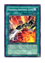 Machina Armored Unit - SDMM-EN021 - Common - Unlimited Edition