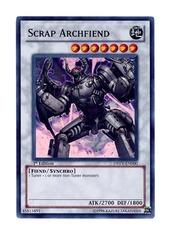 Scrap Archfiend - DREV-EN000 - Super Rare - Unlimited Edition