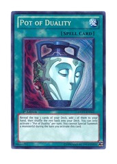Pot of Duality - DREV-EN062 - Secret Rare - Unlimited Edition