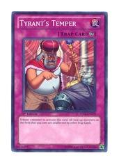 Tyrant's Temper - STBL-EN079 - Super Rare - Unlimited Edition