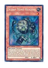 Scrap Mind Reader - STBL-EN084 - Secret Rare - Unlimited Edition