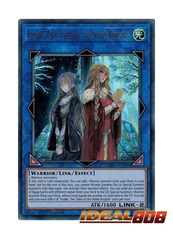 Isolde, Two Tales of the Noble Knights - EXFO-EN094 - Ultra Rare - 1st Edition