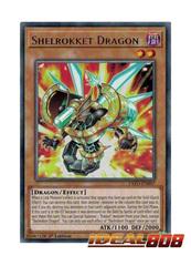 Shelrokket Dragon - EXFO-EN007 - Rare - 1st Edition