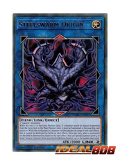 Steelswarm Origin - EXFO-EN093 - Rare - 1st Edition