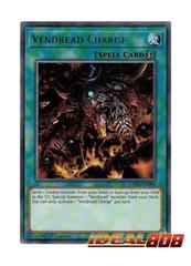 Vendread Charge - EXFO-EN084 - Rare - 1st Edition