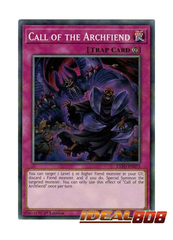 Call of the Archfiend - EXFO-EN075 - Common - 1st Edition