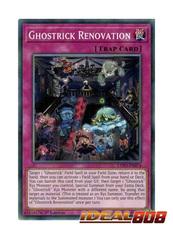 Ghostrick Renovation - EXFO-EN074 - Common - 1st Edition