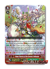 Flower Princess of Four Seasons, Velhemina - G-EB02/004EN - GR