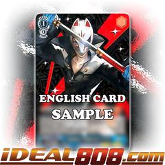 Yusuke as FOX: The Phantom Artist [P5/S45-E080S SR (FOIL)] English