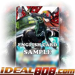 Futaba as ORACLE & Necronomicon [P5/S45-E081S SR (FOIL)] English