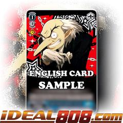 Igor: Master of the Velvet Room [P5/S45-E094 C (Regular)] English