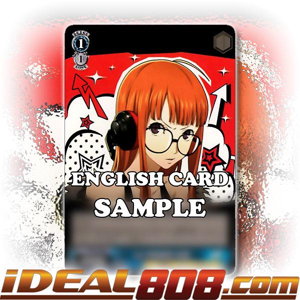 Futaba: Phantom Thief of Hearts [P5/S45-E107 PR (Regular)] English