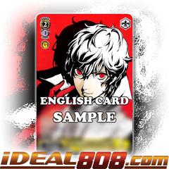 Protagonist as JOKER: Phantom Thief of Hearts [P5/S45-E101 PR (Regular)] English