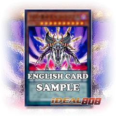 D/D/D Destiny King Zero Laplace - Ultra Rare - YA03-EN001 - Limited Edition