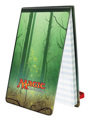 Magic the Gathering Ultra Pro MANA 5 Life Pad - Forest (#86640)