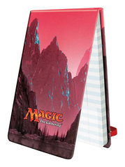 Magic the Gathering Ultra Pro MANA 5 Life Pad - Mountain (#86638)
