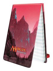 Magic the Gathering Ultra Pro MANA 5 Life Pad - Mountain (#86638)