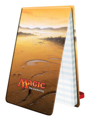 Magic the Gathering Ultra Pro MANA 5 Life Pad - Plains (#86636)
